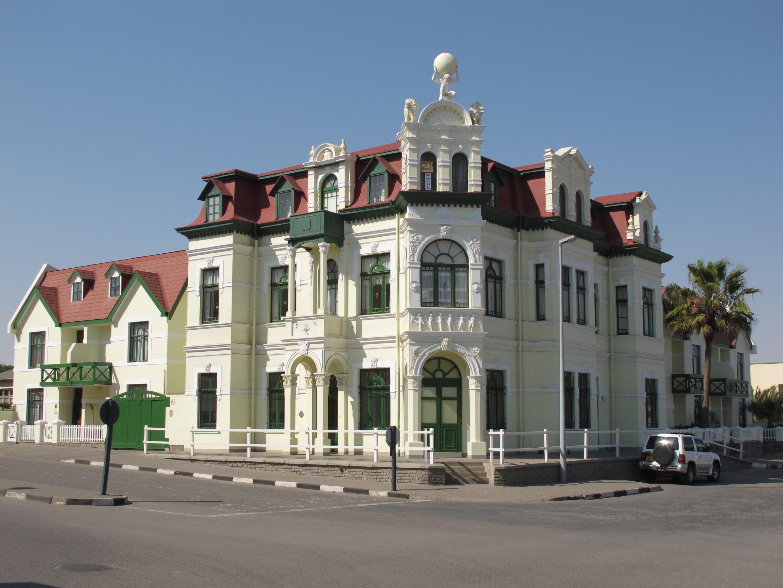 Namibia laempel - Deutsche architektur ...