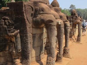Die Elefantenterrasse
