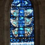 Glasfenster von Braque