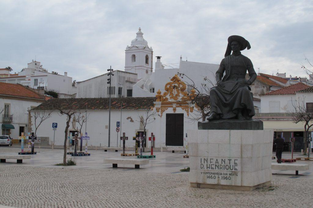 Praça do Infante