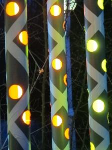 Parkleuchten Lichtobjekt