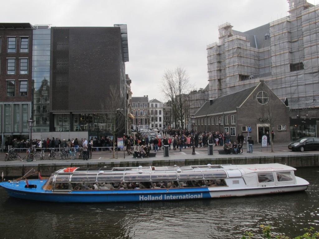 Prinsengracht Anne-Frank-Haus